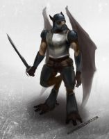 Arcadian Republic Silverwing by Lionel23