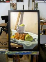 Cortona Still-life One by kphillips