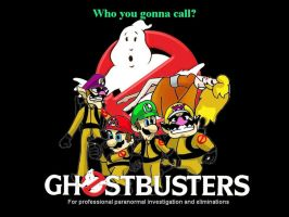 AT: Who You Gonna Call? by kcjedi89