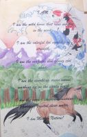 Mother Nature Poem by Raiha