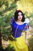 Princess Snow White by mysteria-violent