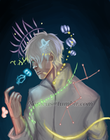 Mushishi: Ginko by xeraeus