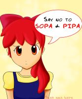 Please Stop SOPA and PIPA by kprovido