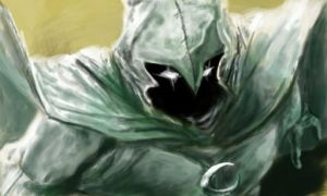 Moon Knight by WolfMarine