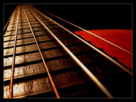 My guitar 2 by pablorenauld