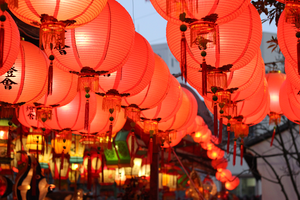 Nagasaki Lanterns by TimGrey