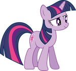 MLP: Witty Twilight Sparkle by FloppyChiptunes