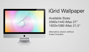 iGrid Wallpaper by HeinzTheo