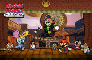 Paper Mario: BoA Prologue by ChetRippo