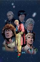 Dr. Who Classics III 5 by CharlieKirchoff