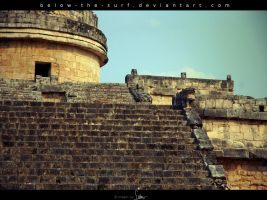 Mayan Observatory II by below-the-surf