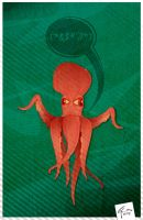 Octopus vulgaris by GaZm85
