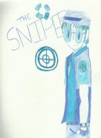 The Sniper Monocoloured by extreme810