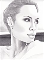 angelina jolie by andreavelazquez