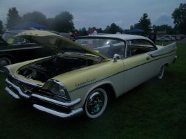 (1957) Dodge Custom Royal by auroraTerra