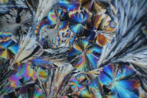micrograph of crystals by loganmiracle