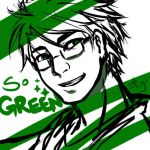 So Green by magamiyuuri
