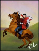Redcoat West Contest by Ramala