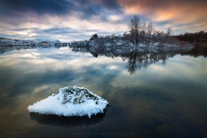 Freezing Silence by erezmarom