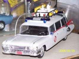 Ghostbusters Ecto1 04 by coonk9