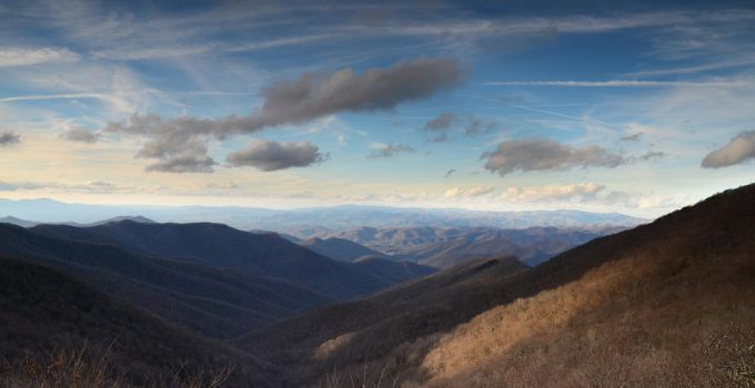 Asheville Pano by Blaklisted