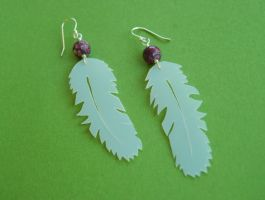 Milk Carton Feathers by ForeverTuesday