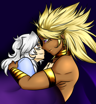 Deathshipping by Charlie-draw-ygo