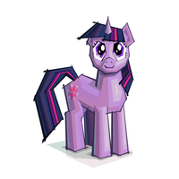 Twilight Sparkle by Dahtamnay