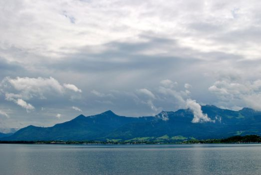 Herrenchiemsee by forfrosne