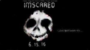 Random design: Imscared Movie Poster by Skylight22