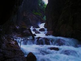 Partnachklamm - Partnach gorge by Paul774