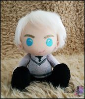 Itsy Bitsy Draco Malfoy by threadlingzz