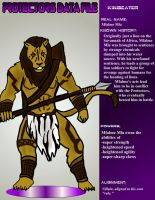 Protectors File-9 by 127thlegion