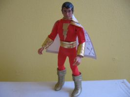Shazam Action Figure by RoyPrince