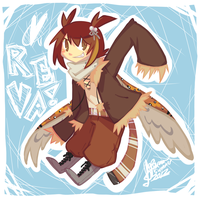 Art Trade 02 - Reva by ClefdeSoll