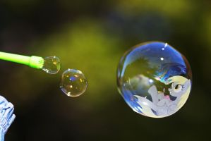 Soap bubbles by normanb88