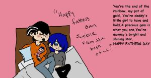 Happy fathers day by Ashers134
