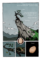 The Stubborn Tree, page III by ILoveKnives