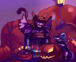 Happy Halloween! by J3rry1ce