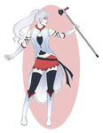 RWBY Art Challenge Day 26 by mirzers