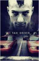 Taxi Driver tabloid by D3R-Spitzel