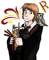 Ron Weasley by Doodlz18