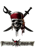 Pirates of the caribbean 4 Skull by EDENTRON