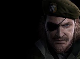 METAL GEAR NEXT: BIG BOSS 2009 by FRANKASTER1987