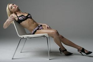 Ace - lingerie chair by LASMN