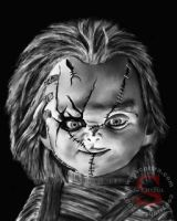 Chucky by ScOttRa
