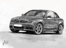 BMW 1 Series - Coupe by blink4art
