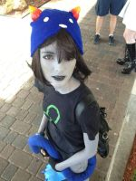 Nepeta cosplay by konluver