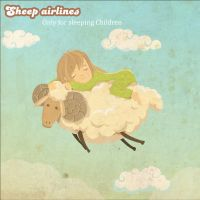Sheep airlines by MadOyster