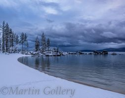 Sand Harbor sunset140130-23 by MartinGollery